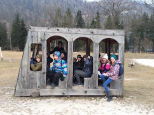 Šestošolci odštevajo do smučarske tekme