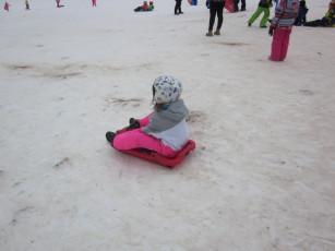 Zimski športni dan prvošolcev