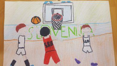Zmaga košarkarjev navdušila tudi nas