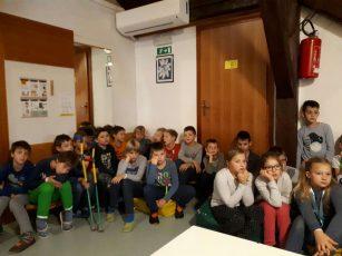 Četrtošolci iz Št. Jurija srečno prispeli
