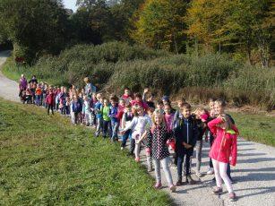 Športni dan drugošolcev DE Adamičeva