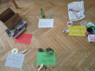 EKO dan prvošolcev na Adamičevi