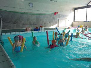 Plavalni tečaj za učence 1. b razreda