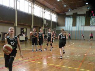 Košarkarski superšolar – četrtfinale, mlajše učenke