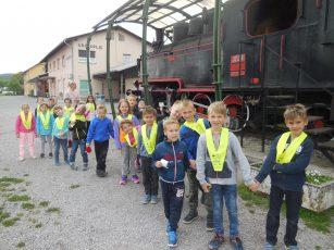 Izlet z vlakom na Mlačevo