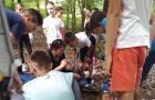 GOZD – tehniški dan za učence 6. razreda