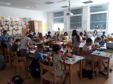 Tehniški dan v 3. razredu