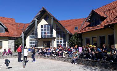 Vtisi s tabora v Radencih – 3. dan