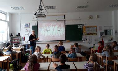 Zdravje in zobna preventiva v 3. razredu