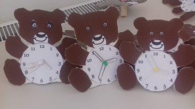 Medvedek – ura v družbi gibljive sovice