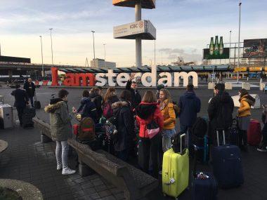 Otvoritev izmenjave v Haagu je za nami