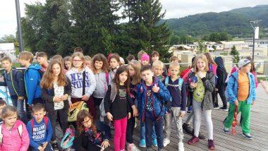 Šola v naravi Čatež – drugi dan