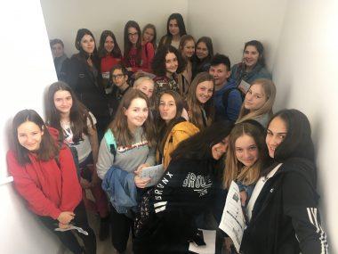 Osmošolci srečno prispeli v Le Mans