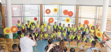 33 novih prvošolcev v PŠ Žalna