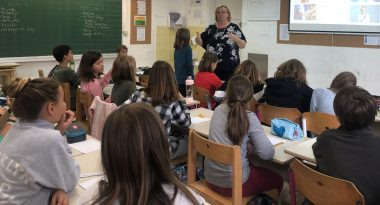 Pozitivna komunikacija v 5. razredu