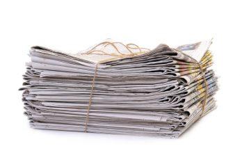 Zbiralna akcija papirja bo v sredo