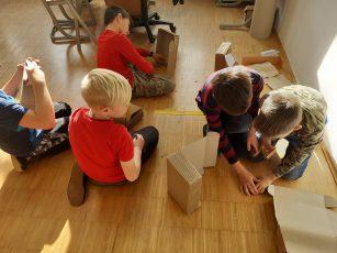 Tehniški dan žalskih četrtošolcev