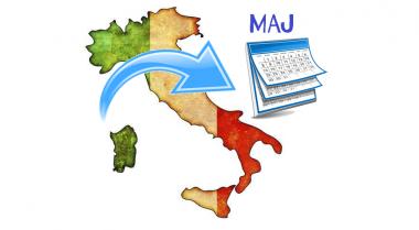 Spremenjen datum izleta v Italijo