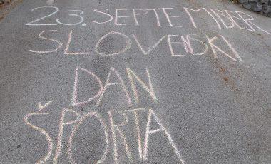 Dan slovenskega športa na Kopanju