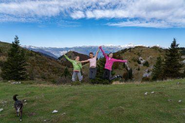 S Planinskim krožkom po Rapalski meji