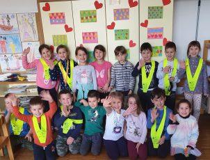 Šentjurski prvošolci v podaljšanem bivanju