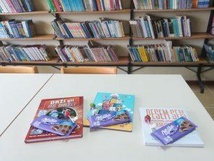 Knjižni nagrajenci