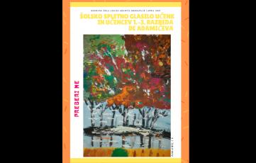 Šolsko spletno glasilo učenk in učencev 1.–3. razreda DE Adamičeva