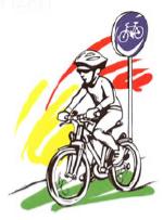 Pred pričetkom usposabljanja za vožnjo s kolesom