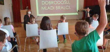 Obisk Mestne knjižnice Grosuplje