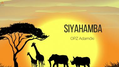 OPZ Adamčki in Siyahamba