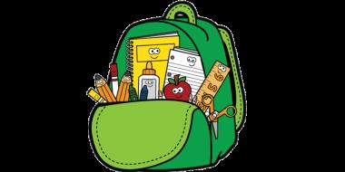 Napolnimo šolsko torbo