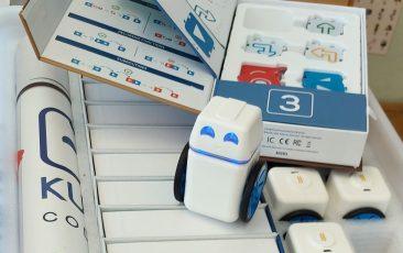 Kubo robotika navdušuje naše učence