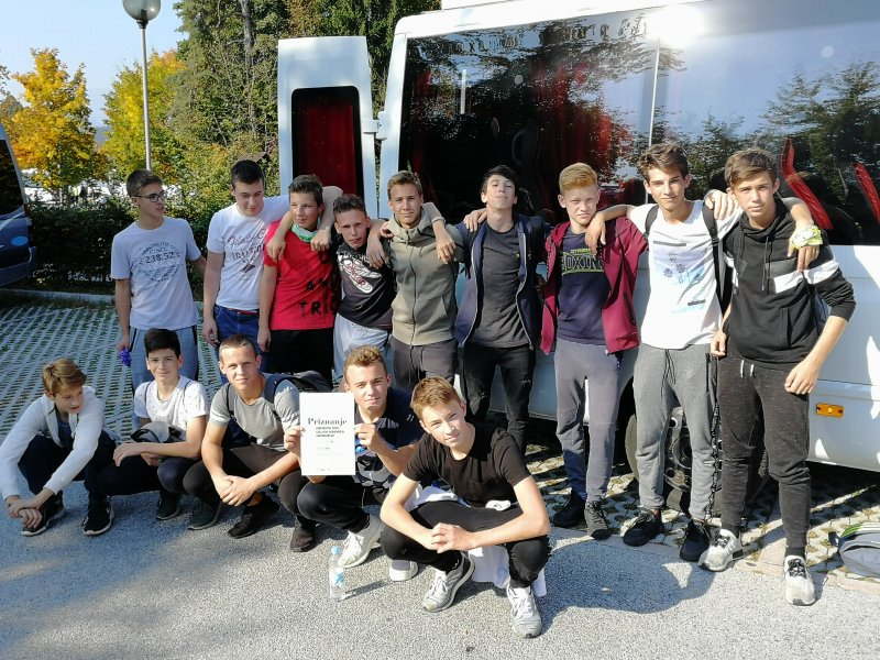 Atletika – ekipno prvenstvo osnovnih šol